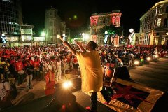 Ensaio Carnaval 2007 - Recife - Foto: Hans Mantelffel