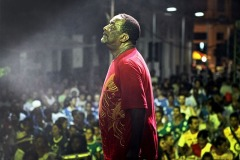 Ensaio rua da Moeda - Carnaval 2011 - Foto: Beto Figueiroa
