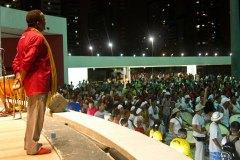 Ensaio Carnaval 2012- Parque Dona Lindu - Foto: João Rogério