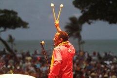 Ensaio Carnaval 2012- Parque Dona Lindu - Foto: Ricardo Labastier