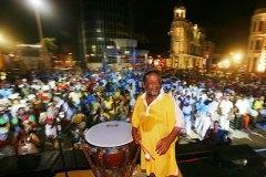 Ensaio para a abertura do Carnaval 2010 - Recife - Foto: José Otávio
